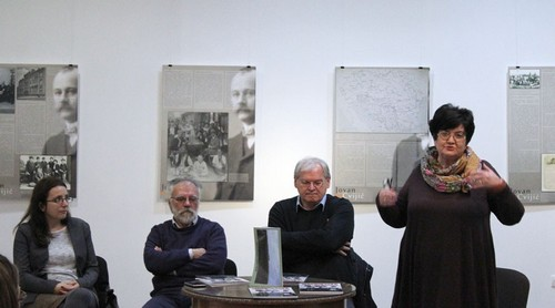 Dr. Fábián Borbála, Hulló István, dr. Németh Ferenc és dr. Szőke Anna