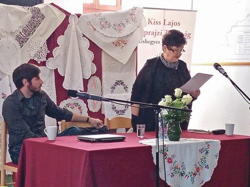 Fehér Viktor és dr. Szőke Anna
